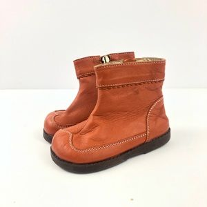 See Kai Run Toddler Leather Boots